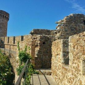 Vila antigua de Tossa