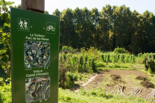 Ruta: Parc de les Rieres