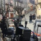 Hostalric, localización de la nueva película de Isaki Lacuesta