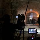 Hostalric, escenario de una nueva serie de Netflix